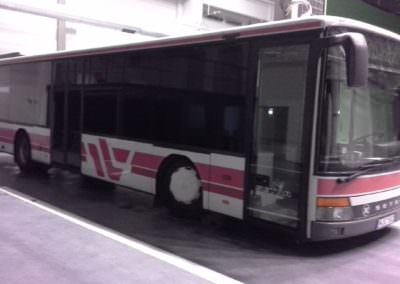ATR series long haul bus