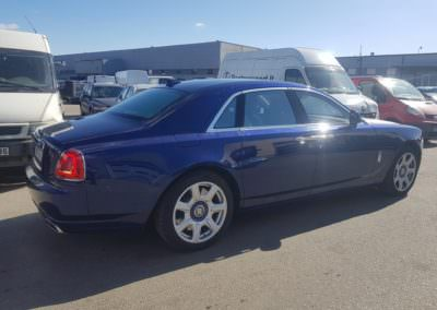 Metalised PP20LU Rolls Royce back